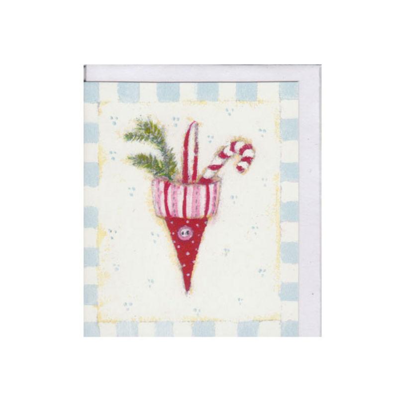 Mini Karte Design Aspegren Sweet Cone