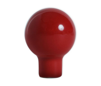 Knop Mini Design Aspegren Denmark Funny Red