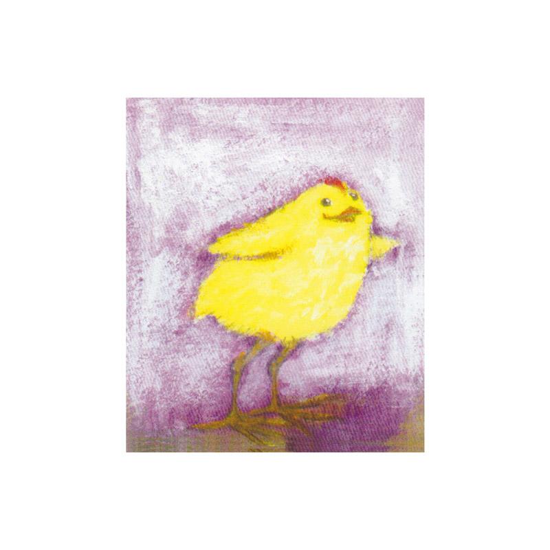 Til og Fra Kort Design Aspegren Denmark Chicken