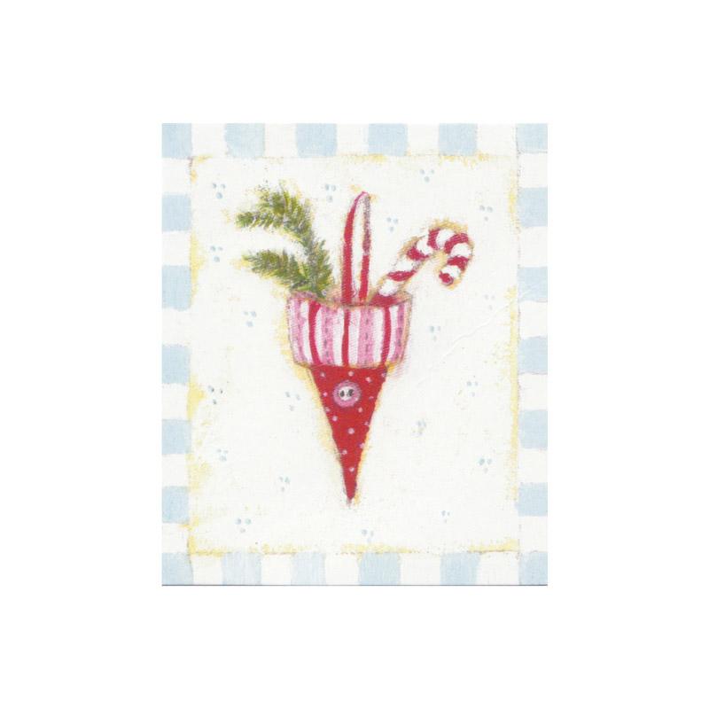 Til og Fra Kort Design Aspegren Denmark Sweet Cone