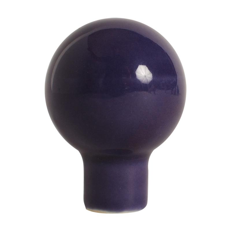 Mini Knob Design Aspegren Denmark Funny Lilac