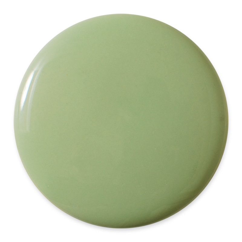 Haken Design Solid Green Shiny