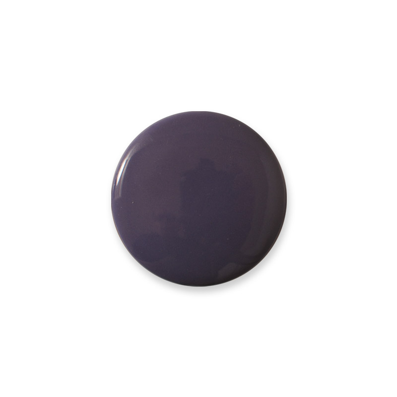 Mini Knob Design Solid Lilac