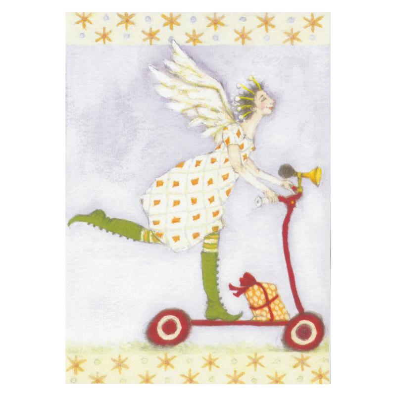 Kort Design Aspegren Denmark Running Angel