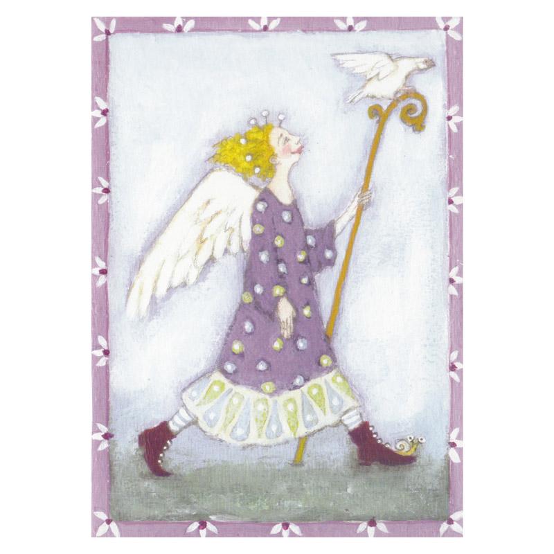 Kort Design Aspegren Angel Going Stick