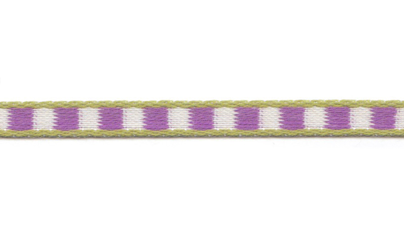 Bånd på spole Design Cube Mini Lilac