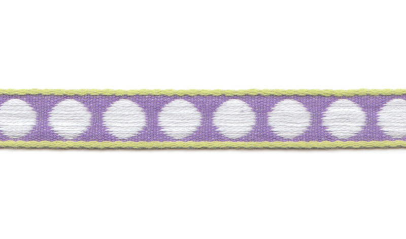 Bånd på spole Design Aspegren Spot Lilac