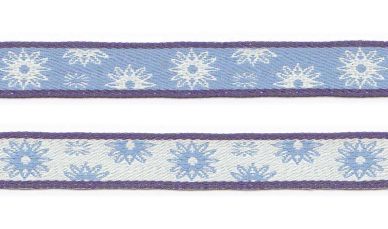 Bånd på spole Design Aspegren Twinkle Blue