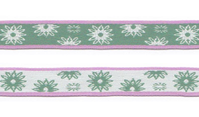 Bånd på spole Design Twinkle Green