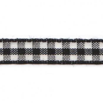 Band auf Rolle Design Aspegren Denmark Check Black