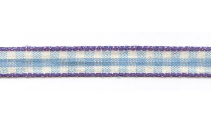 Bånd på Board Design Aspegren Denmark Check Lilac