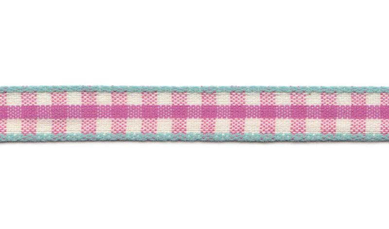 Bånd på Board Design Aspegren Denmark Check Pink