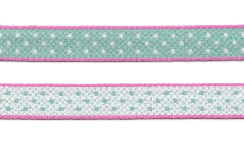 Bånd på Board Design Aspegren Denmark Dot Turquoise