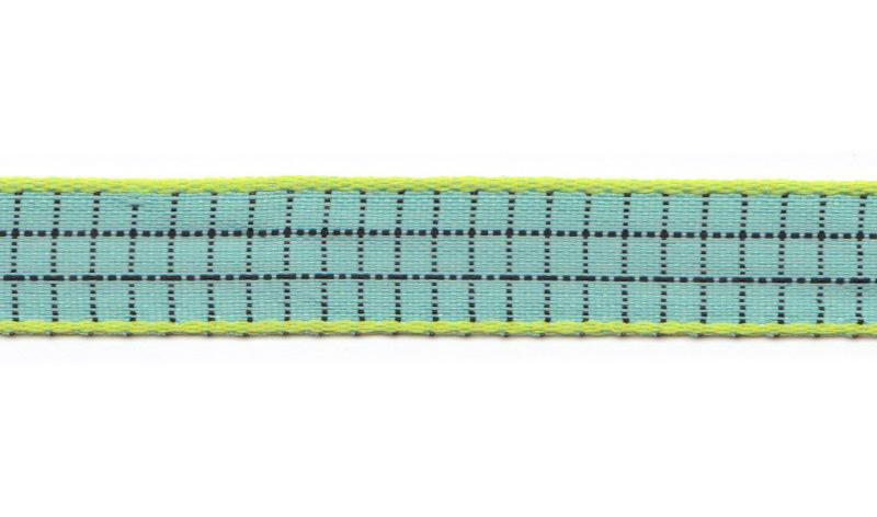 Bånd på Board Design Aspegren Denmark Grid Aqua