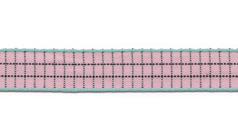Bånd på Board Design Aspegren Denmark Grid Rose