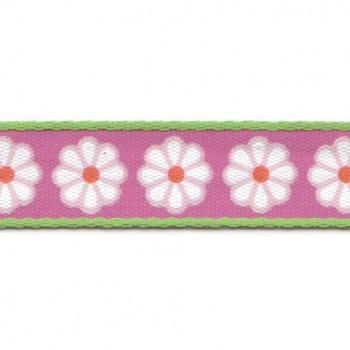 Band Design Aspegren Denmark Lucy Flower Pink