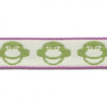 Band auf der Board Design Aspegren Denmark Monkey Green
