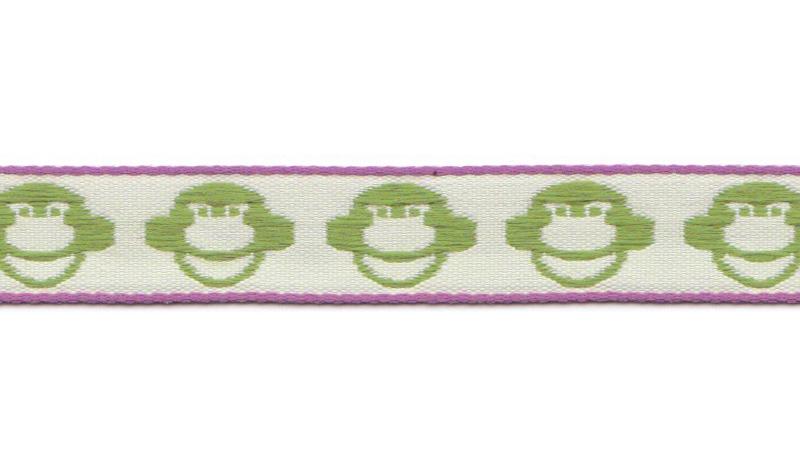 Bånd på Board Design Aspegren Denmark Monkey Green