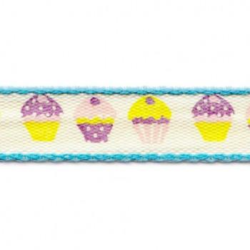 Ribbon Design Muffins