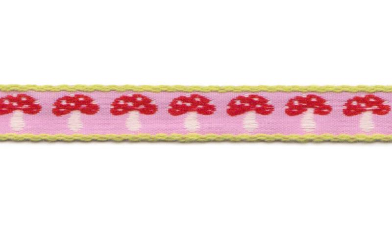Bånd Board Design Aspegren Denmark Mushroom Pink