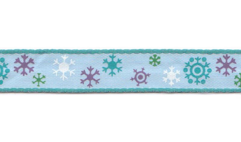 Band auf Rolle Design Aspegren Denmark Snowflake