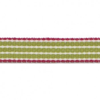 Band auf Rolle Design Aspegren Denmark Stripe Green