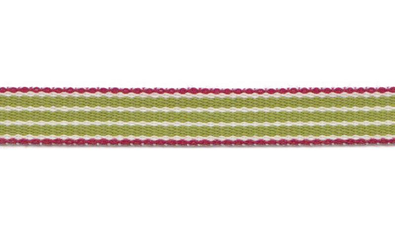 Bånd på Board Design Aspegren Denmark Stripe Green