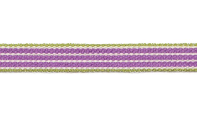 Band auf Rolle Design Aspegren Denmark Stripe Lilac