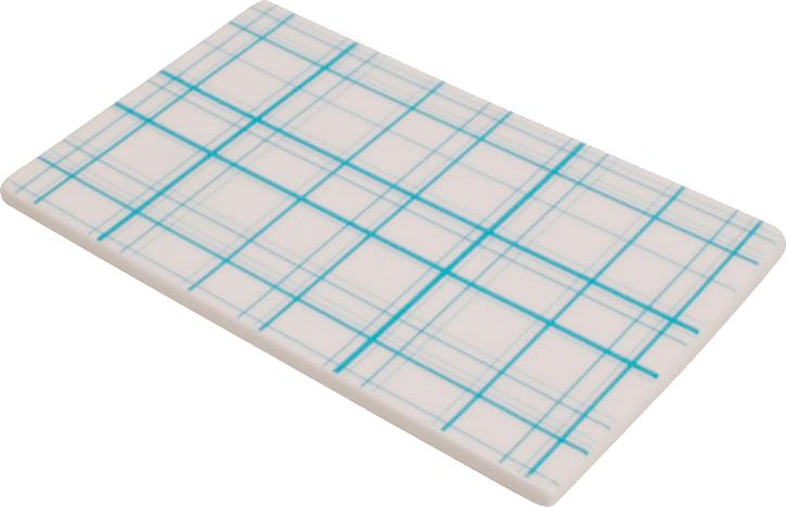 Fliese Design Turquise Check aus Aspegren Denmark