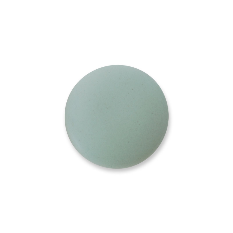 Mini Knob Design Solid Seagreen Matt