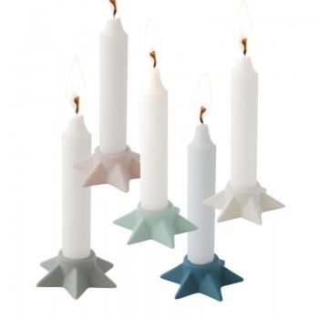 lysestager, stjernestager, candle sticks, star candlelights, Kerzenhalter