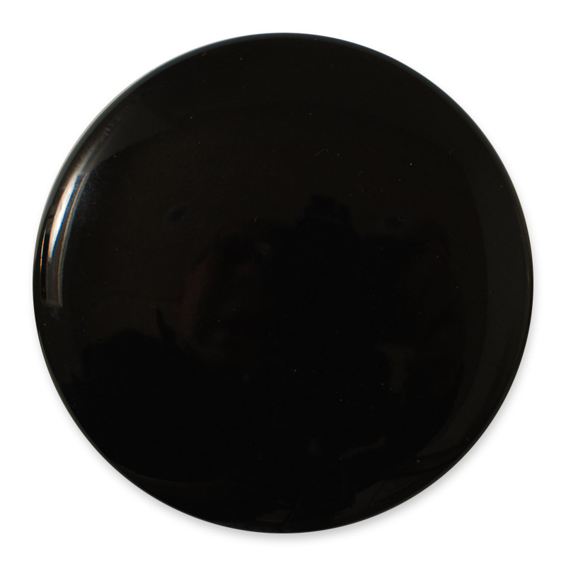 Coat Hook Design Solid Black