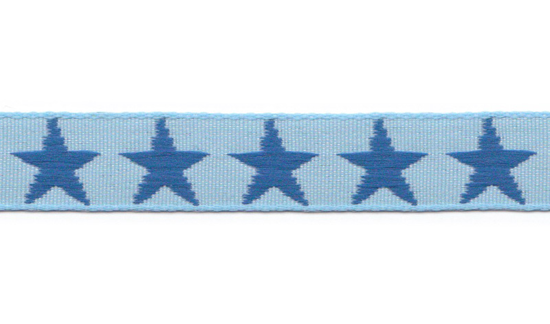 Bånd på Board Design Aspegren Denmark Star Blue