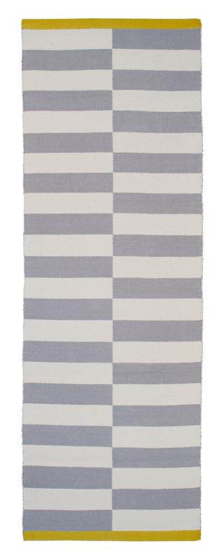 Teppich Design Lines Gray 70×200  AspegrenAspegren
