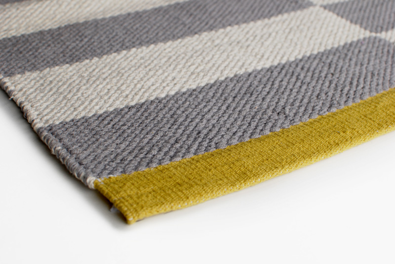 Teppich Design Aspegren Lines Gray 70x200
