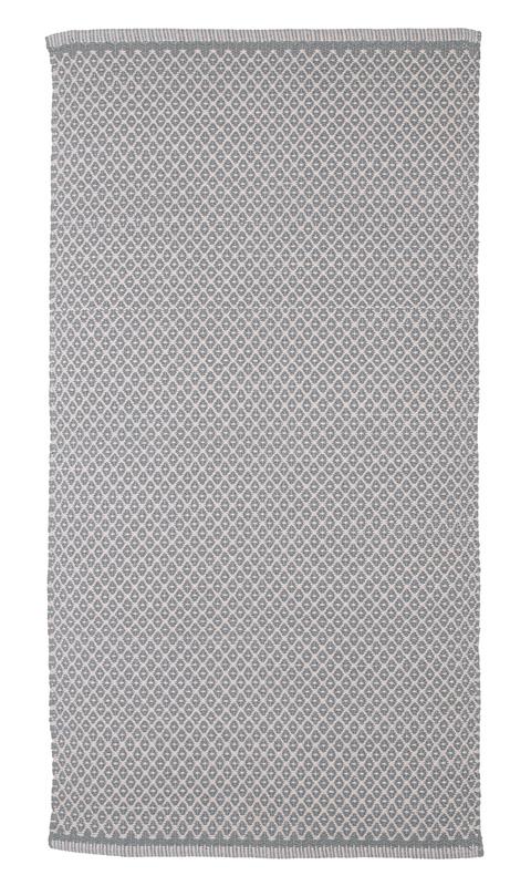 Teppich Design Aspegren Rhombe Gray 70×130  AspegrenAspegren