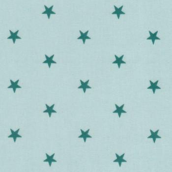 Voksdug ftalatfri PVC Design Aspegren Denmark Star Green