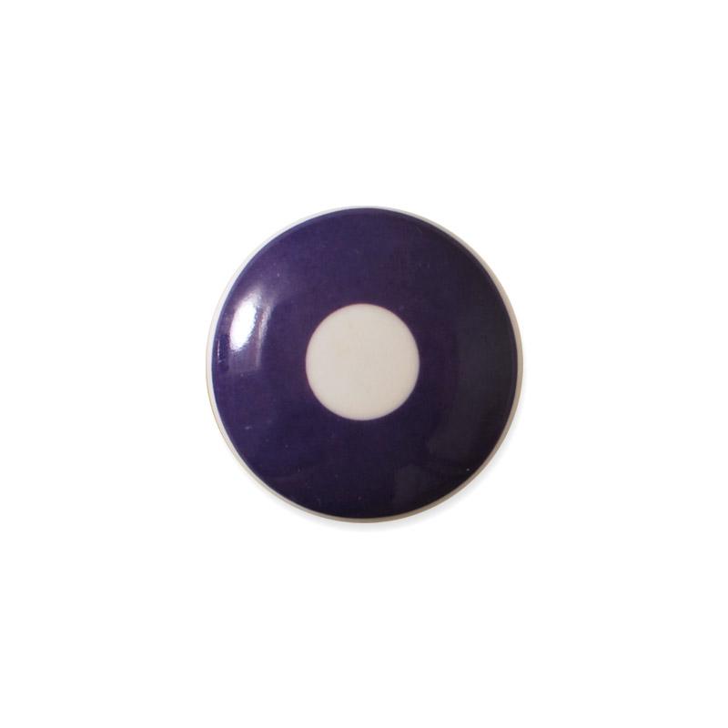 Knop Mini Design Asprgren Denmark Polka Lilac