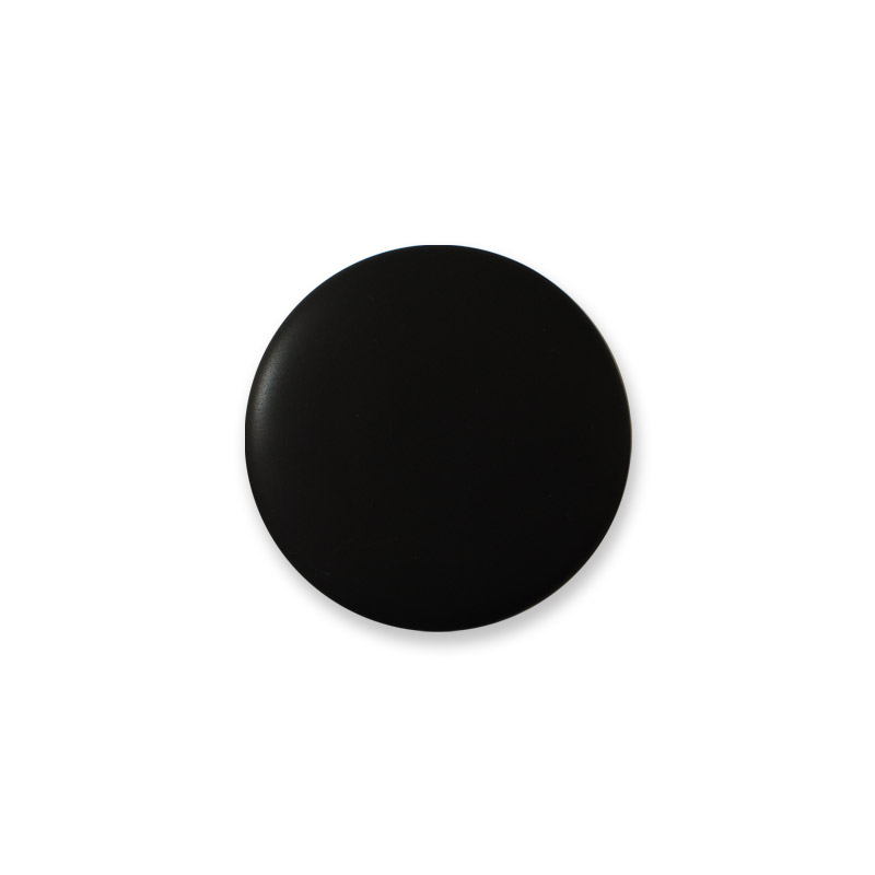 Knop Mini Design Aspegren Denmark Solid Black Matt