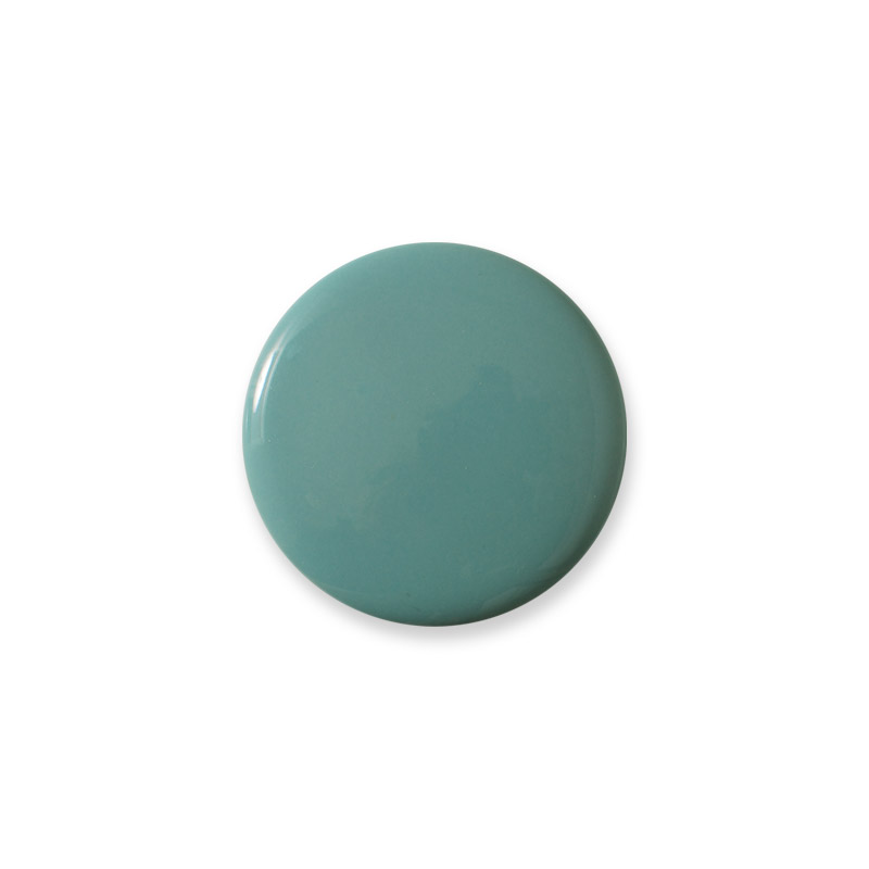 Knop Mini Shiny Design Aspegren Solid Blue