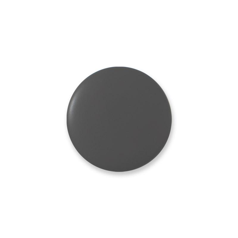 Knop Mini Design Aspegren Denmark Solid Gray Matt