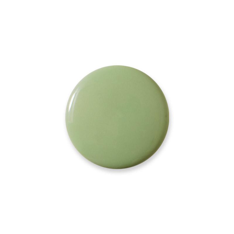 Knop Mini Shiny Design Aspegren Solid Green