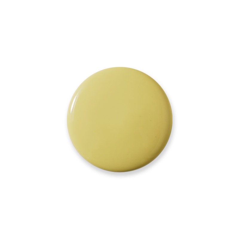 Knop Mini Shiny Design Aspegren Solid Yellow