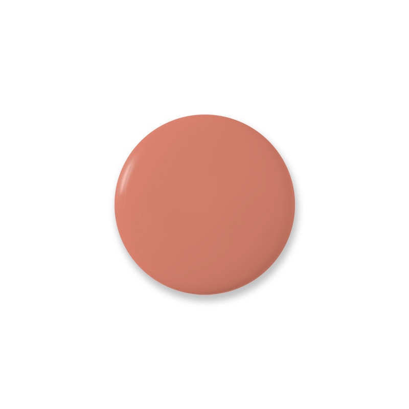 Knop Mini Shiny Design Aspegren Solid Coral
