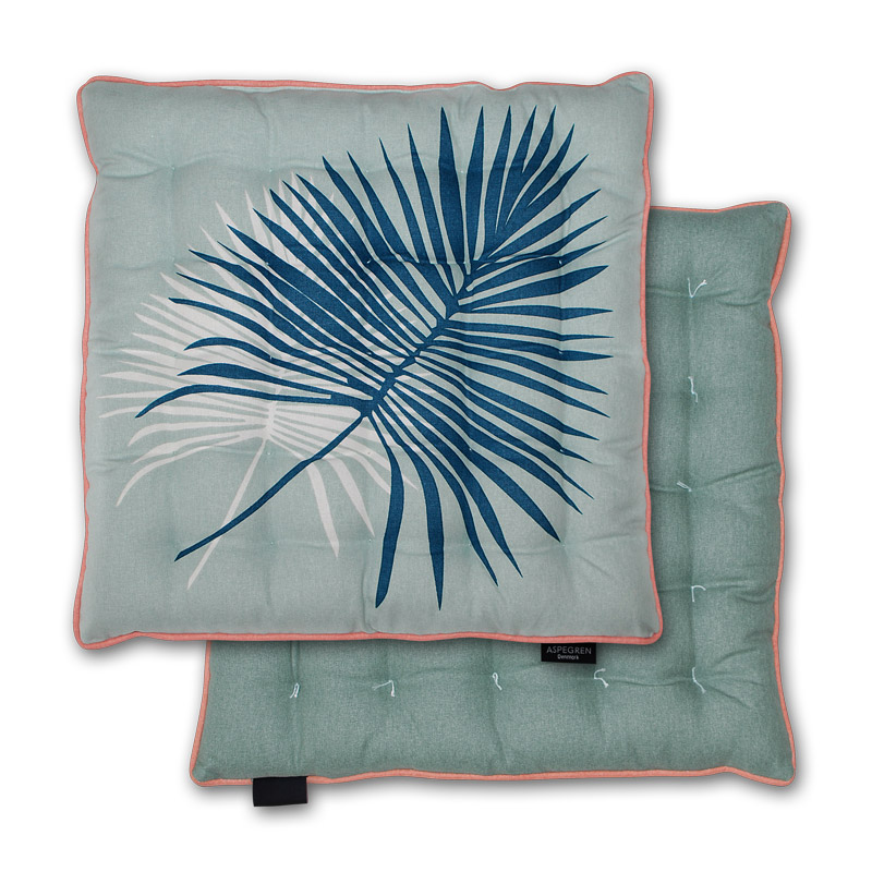 Futoncushion Design Aspegren Denmark Futon Palm Green