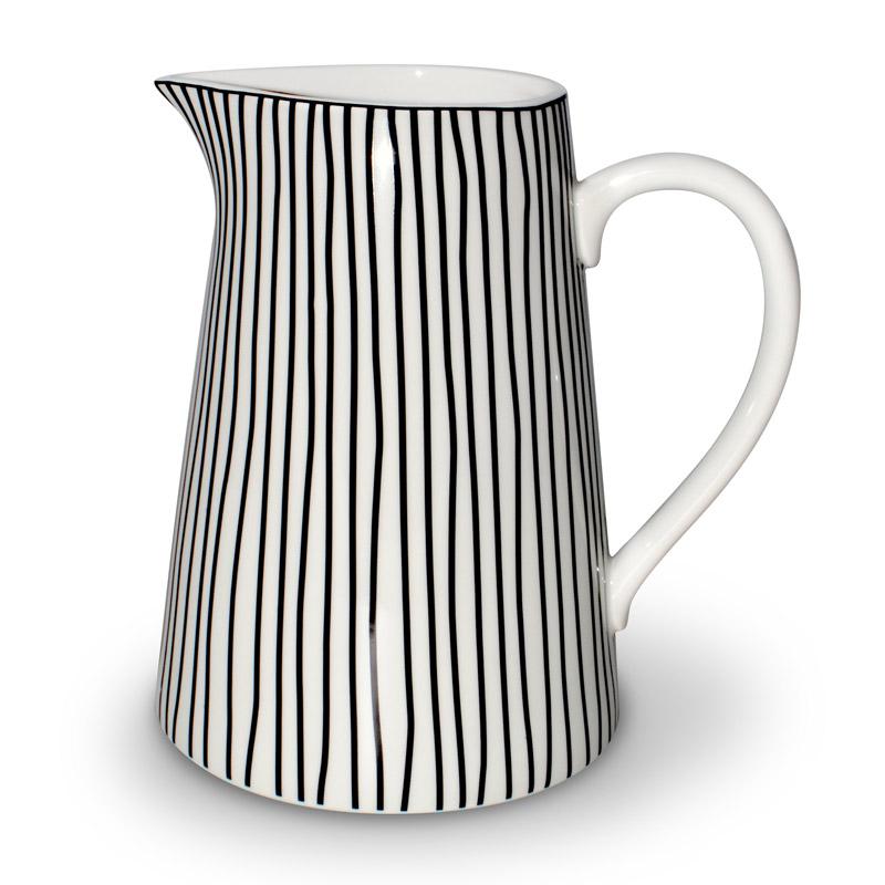 Kande Design Aspegren Denmark Lines Black