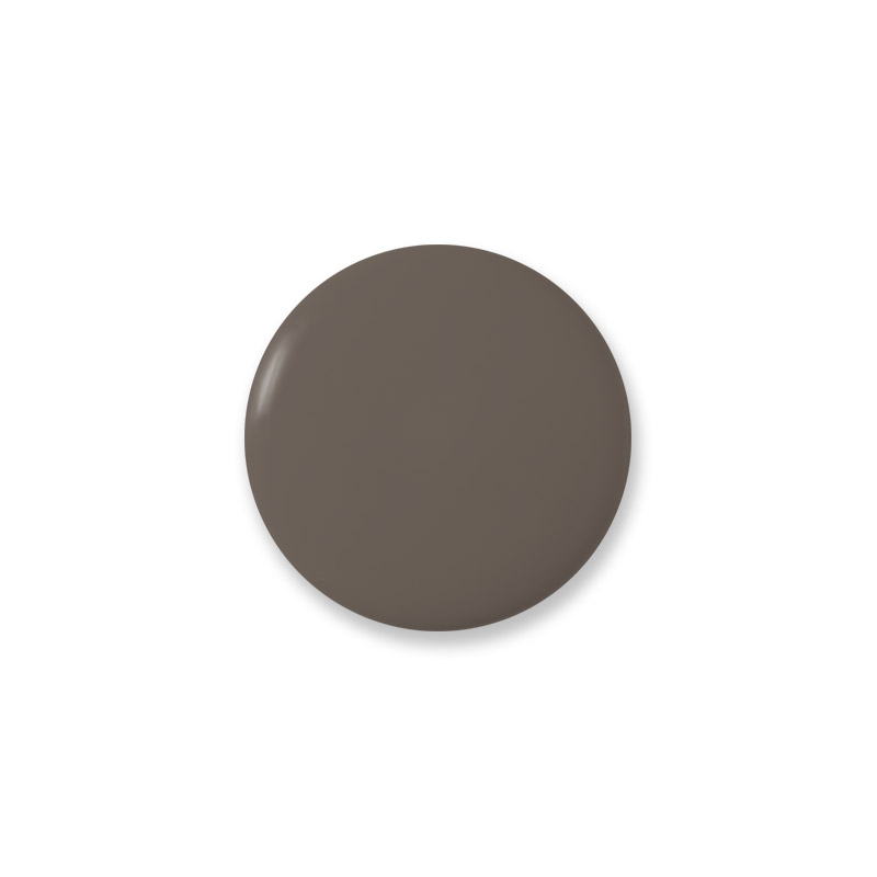 Knauf Mini Design Aspegren Denmark Brown Shiny