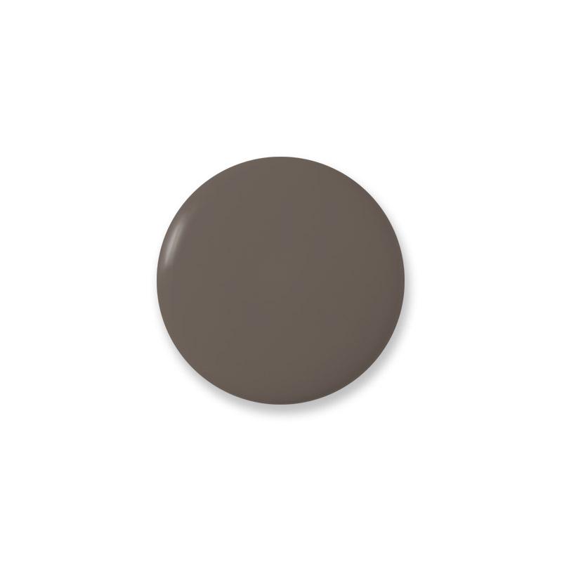 Knauf Mini Design Aspegren Denmark Brown Shiny