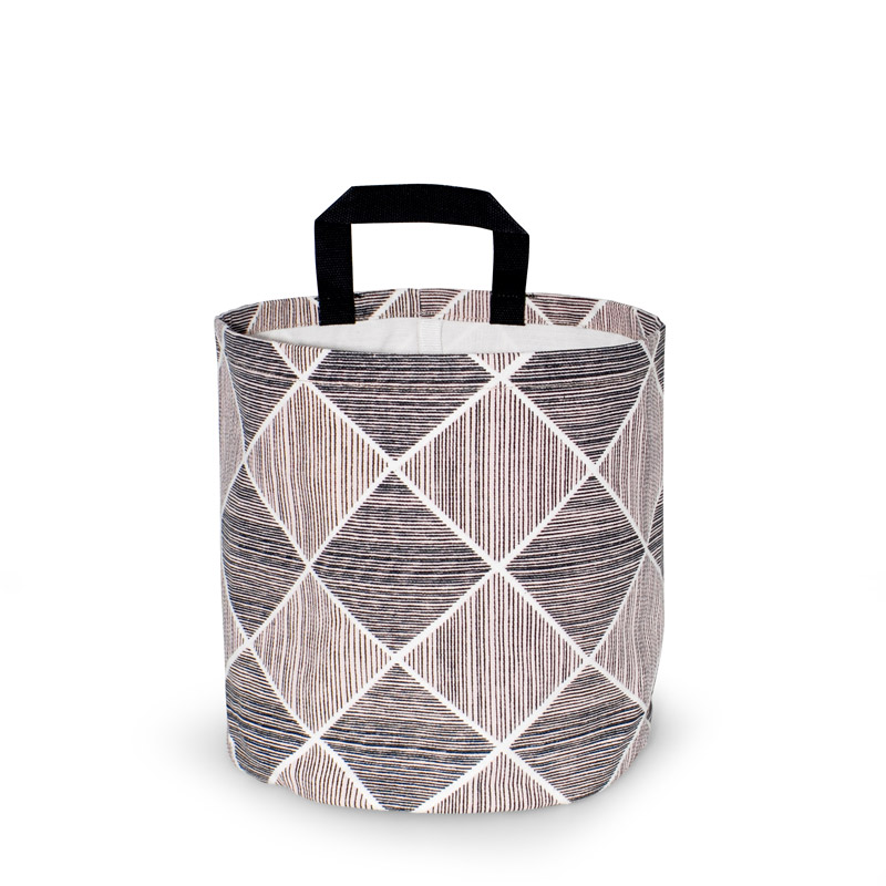 Storage Basket Small Design Pine Rose
