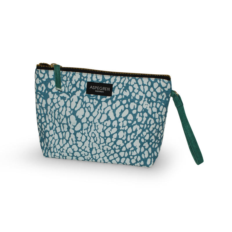 Makeup Bag S Design Aspegren Denmark Holly Blue
